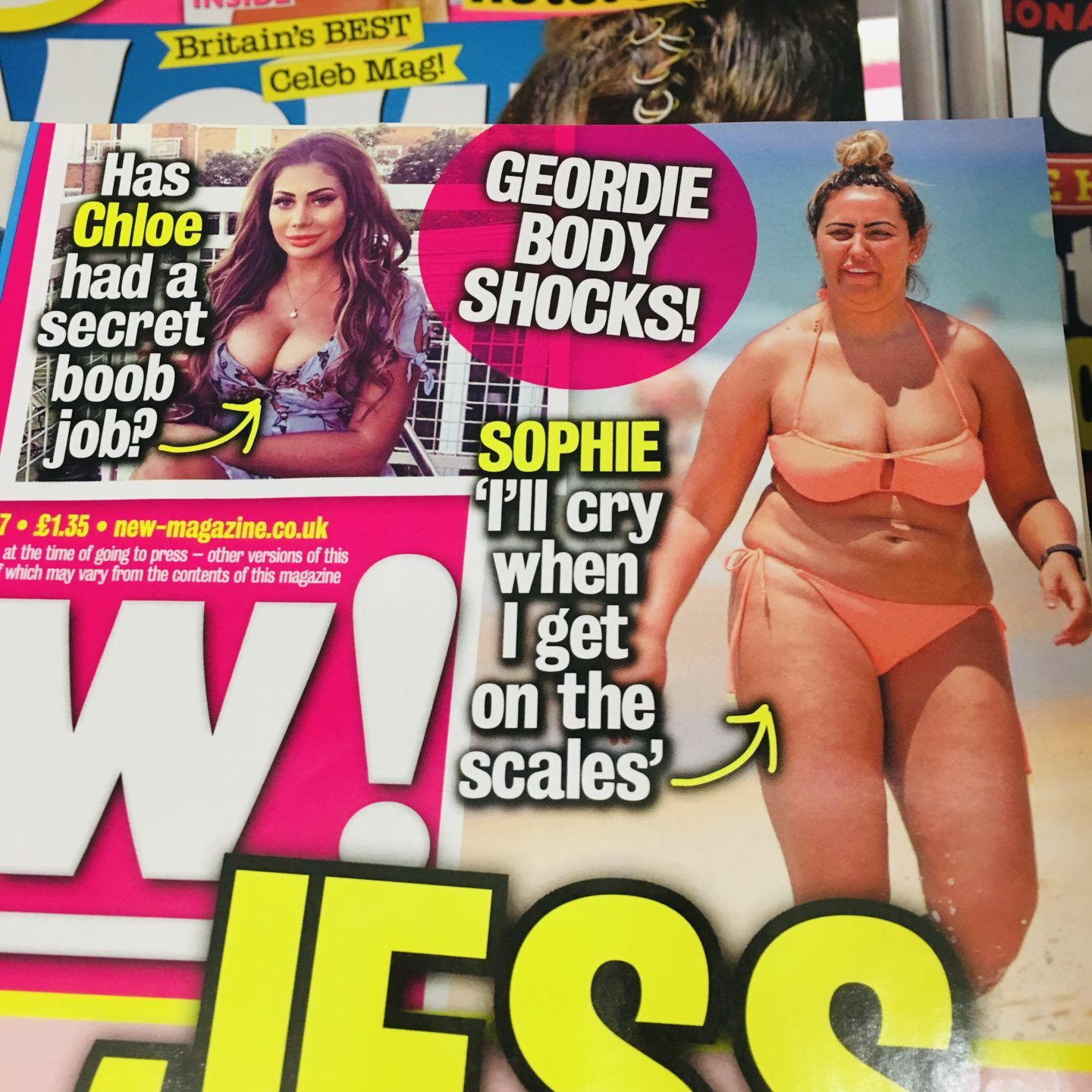 Why I Don T Read Women S Magazines And Why You Shouldn T Either Women Magazines Celebrity Gossip Celebrities