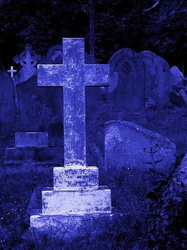 Gravestones - cemeteries-and-graveyards Photo