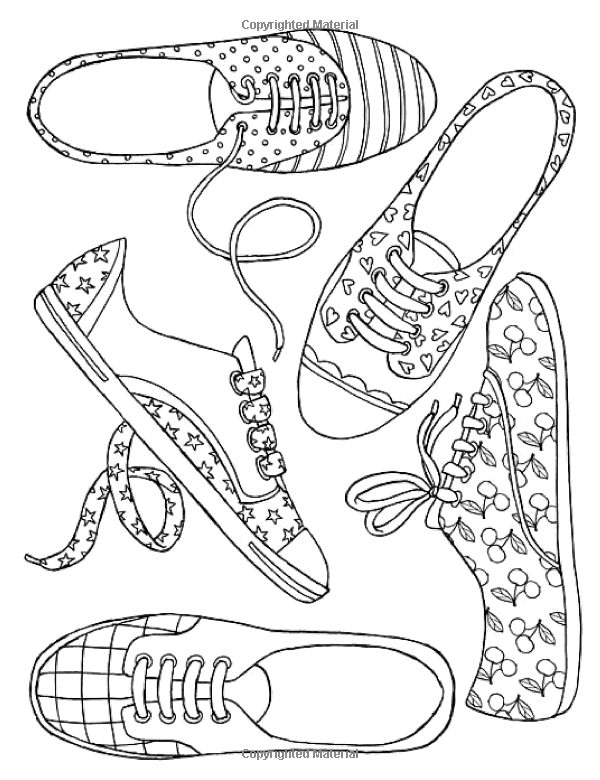 Beautiful Fashion Colouring Book: Amazon.co.uk: Katy
