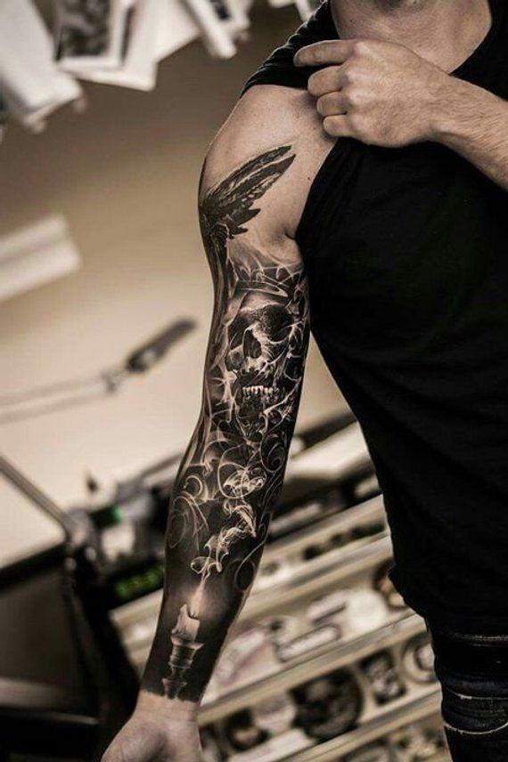 Tattoos for Men and Women | Etsy #Tattoosformen