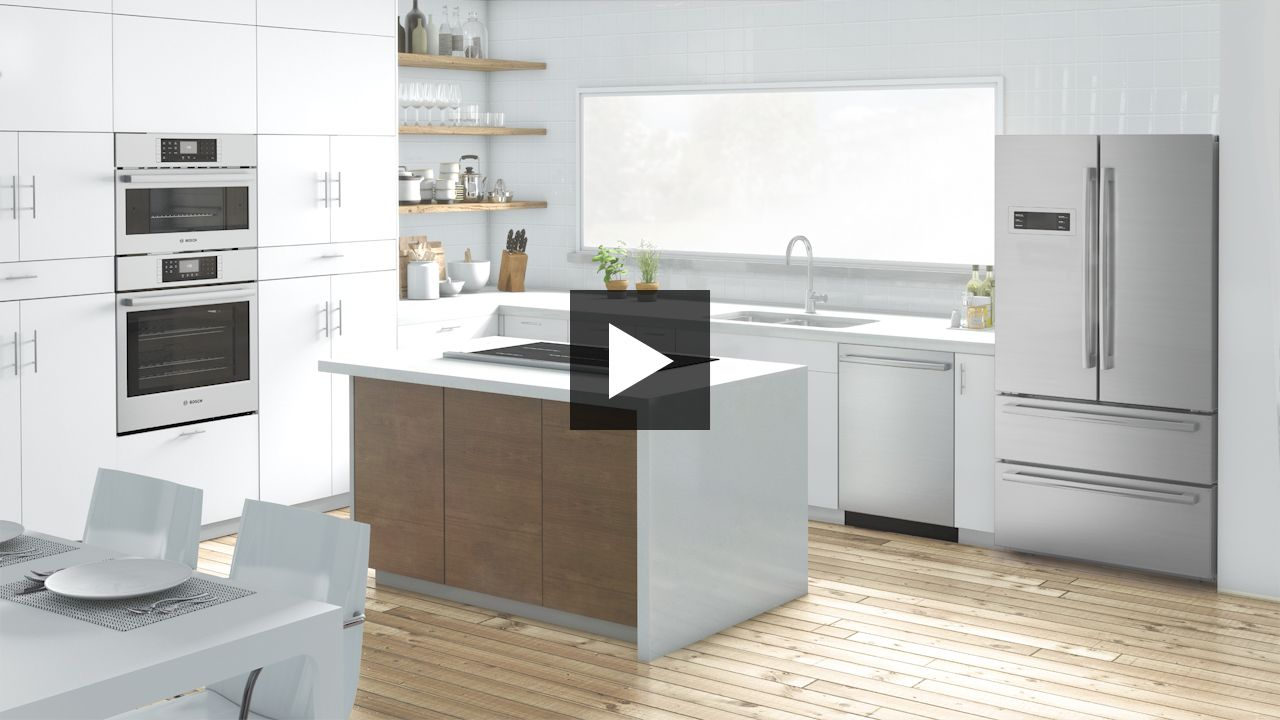 This Just In: New Bosch Kitchen Appliances | Bosch kitchen ...