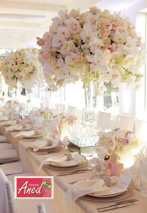 Centros de mesa glamorosos Haz tu cita para presupuesto GRATIS al ...