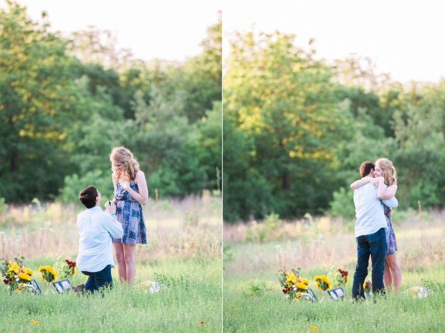 Must have my proposal photographed!