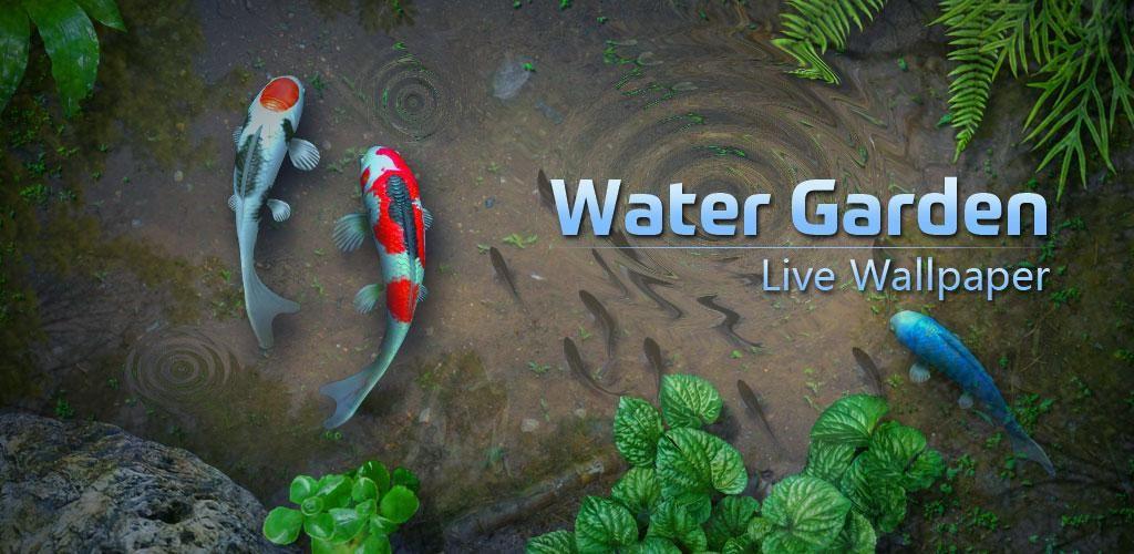 Water Garden Live Wallpaper Garden Living Water Garden Live Wallpapers