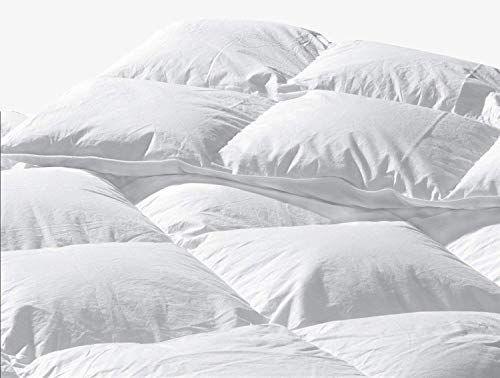 Twin Ducks Parma European White Down Duvet 289 Tc 100 Combed Cotton 625 Loft Fill Power Super King Si White Down Comforter Down Comforter King Size Comforters