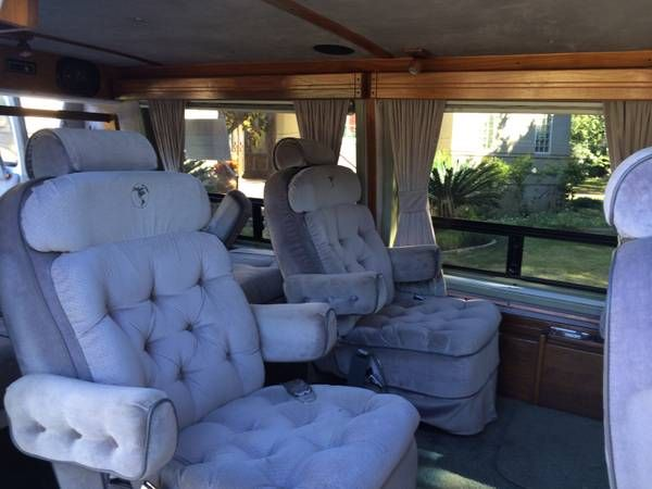 Make Chevrolet Model Conversion Van Year 1990 Body Style Exterior Color White Interior Blue Doors Vehicle Condition Good Phone