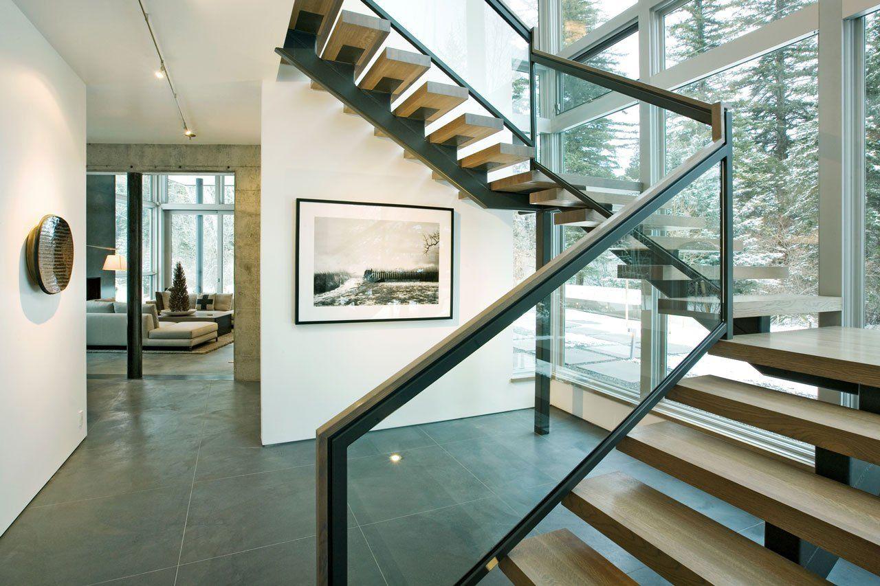 Emejing Exklusives Treppen Design Contemporary - Unintendedfarms.us ...