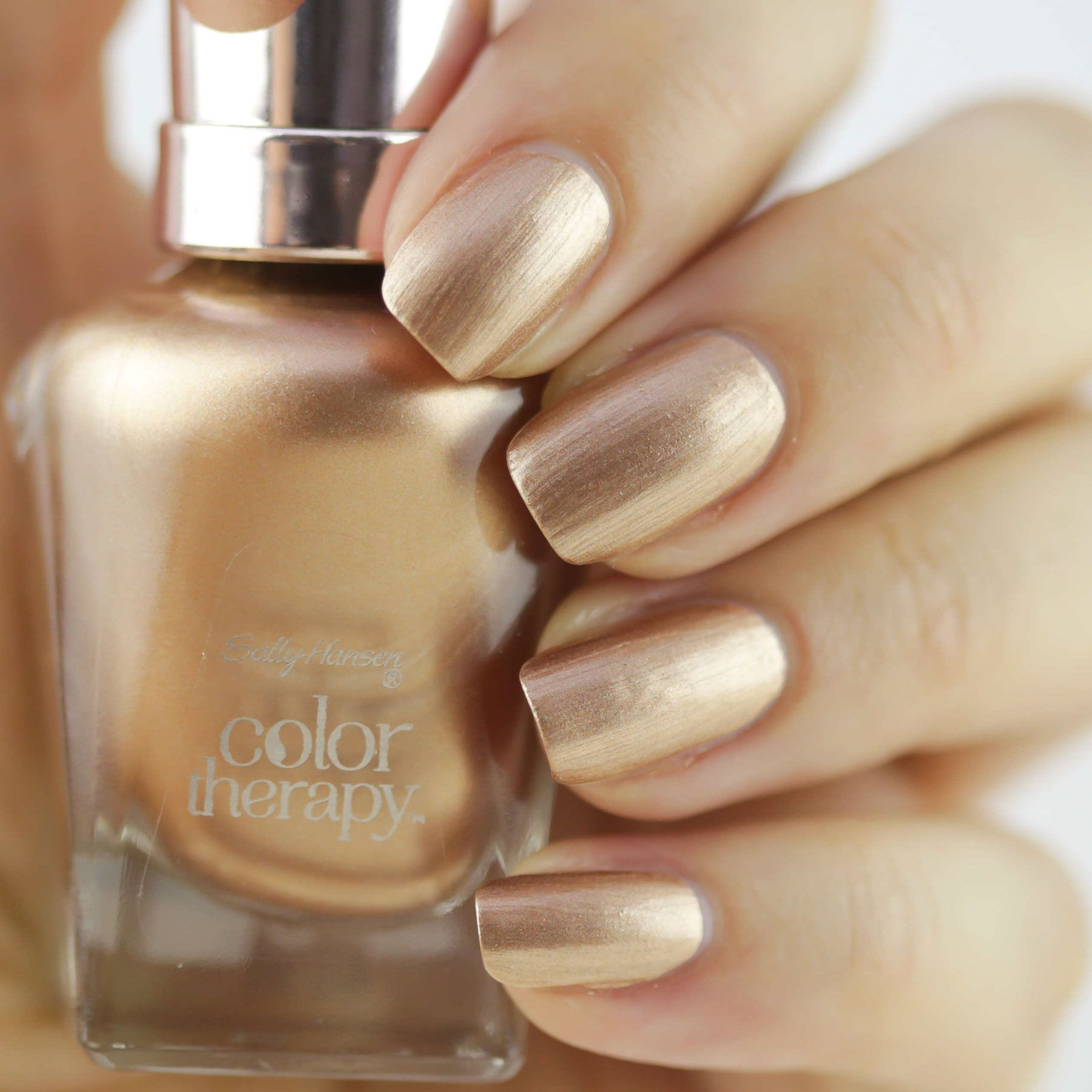Sally Hansen Color Therapy Glow with the Flow | DIY - Beauty 20 ...