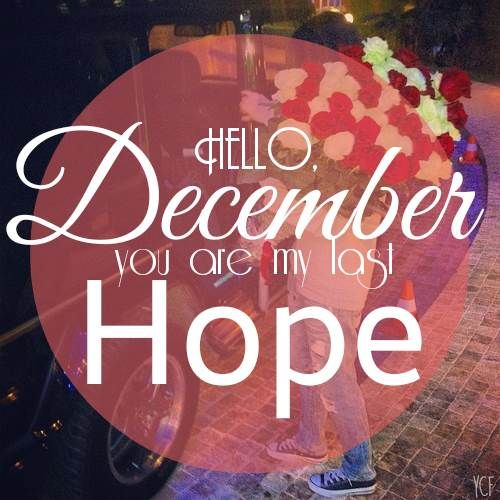 Hello December Quotes Pictures #hellodecemberwallpaper