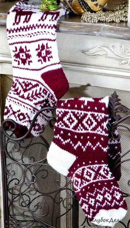 Носки с геометрическим орнаментом   Socken   Pinterest   Socken ...