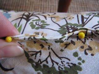 Sew Many Ways...: How To Hand Sew Invisible Stitch For Decorative Pillows...