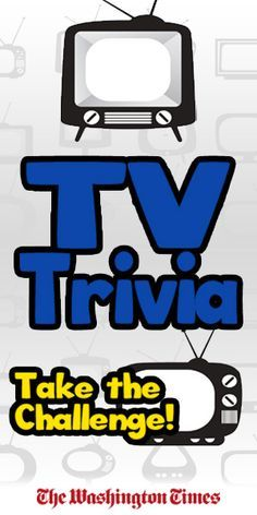Quiz: Calling All TV Addicts: Test your brilliance with this epic TV trivia challenge