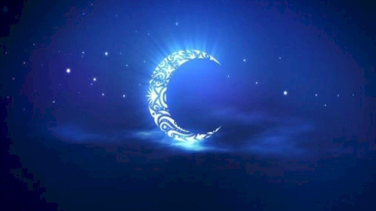 كيف يمكن رؤية الهلال Celestial Celestial Bodies Moon