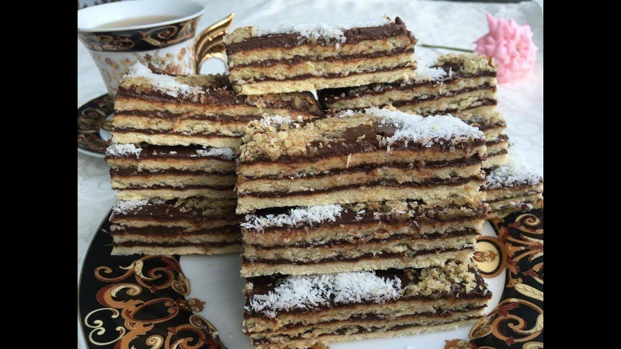 Agizda əriyən Sokoladli Yuxa Tortu Layer Dessert Bars Dessert Bars Desserts