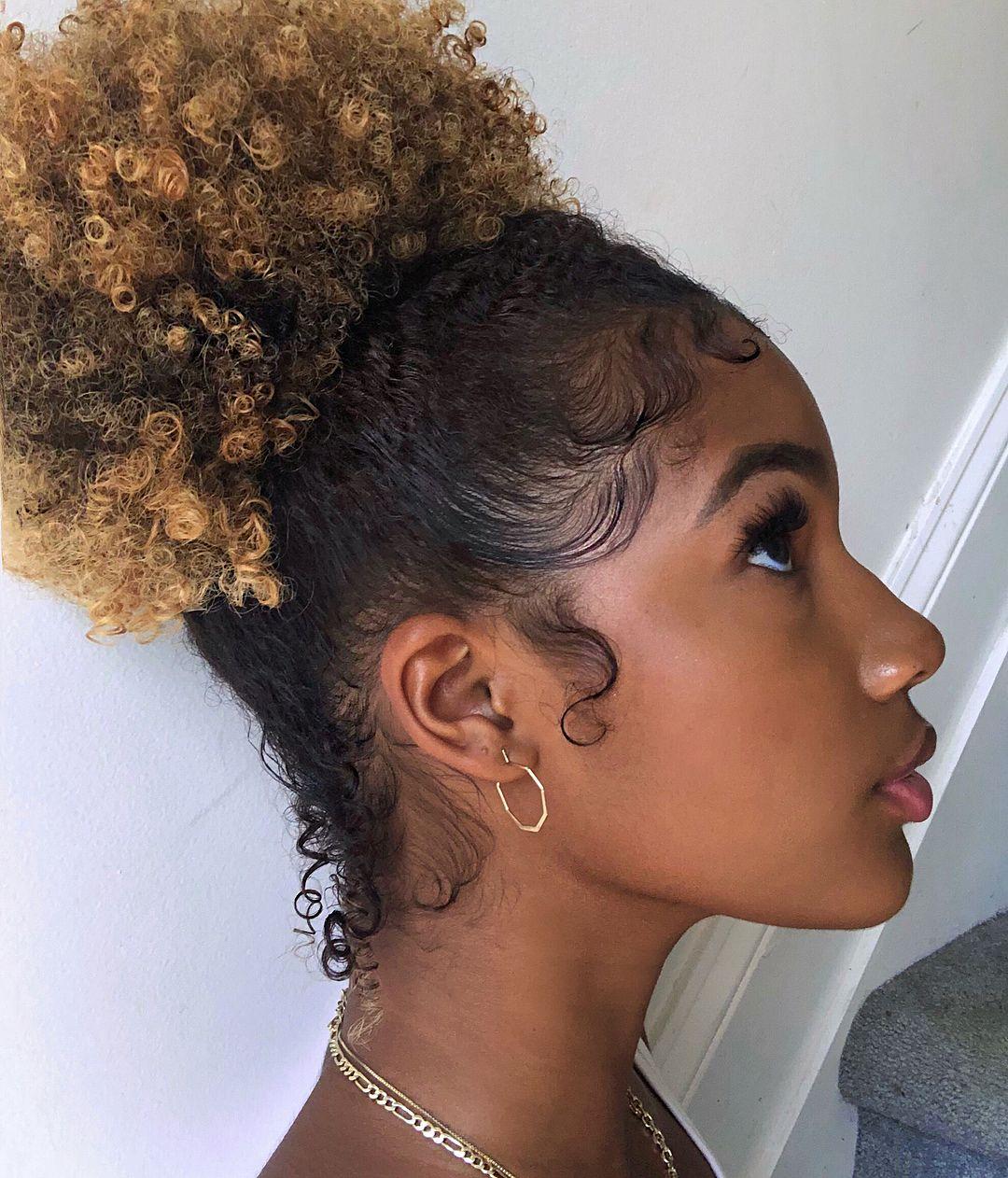 Nose piercing black girl      Hair u random stuff  Pinterest  Natural Hair