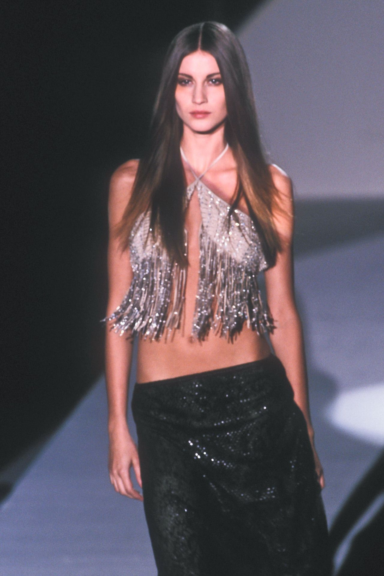 Gisele Bundchen at Gucci S/S 1999 -