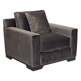 Z Gallerie chair looks comfy. $699.