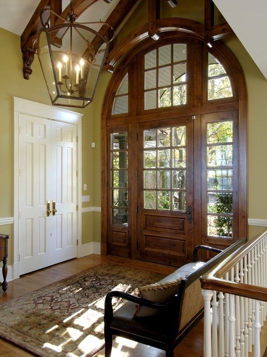 Split Level Entryway Remodel Could Be A Business Of Specializing In Bringing Out The Entry Way To Be More Prominent More Square Fo House Country Builders Home
