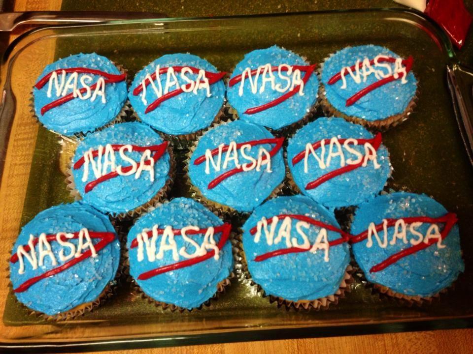 nasa cupcakes Google Search Its my birthday, Nasa
