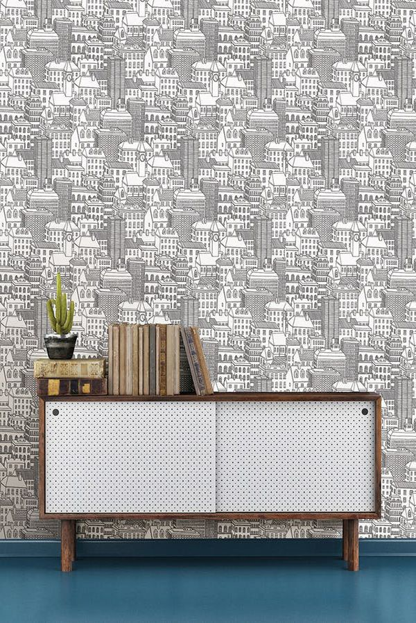 5 Ways To Wow With Wallpaper Blindsgalore Blog Removable Wallpaper Wallpaper Companies Home Decor