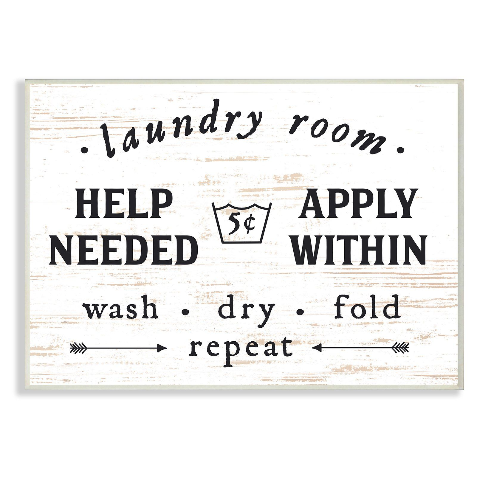 The Stupell Home Decor Collection Laundry Room Help Needed Apply Within Wall Plaque Art In 2020 Laundry Room Signs Laundry Room Wall Decor Laundry Signs