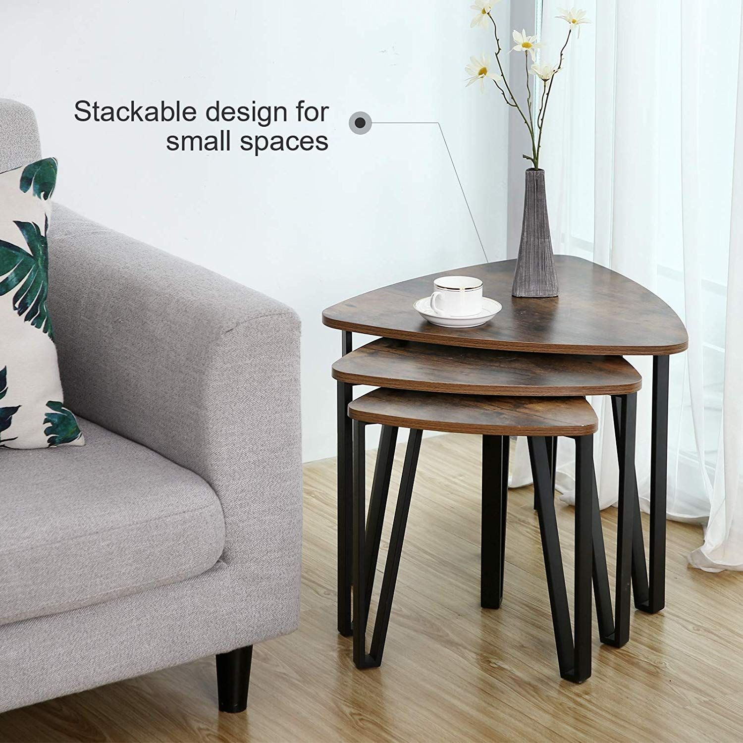 5 Incredible Mid Century Side Tables For Your Living Room Dynkdecor Mid Century Side Table Living Room Side Table Table Decor Living Room