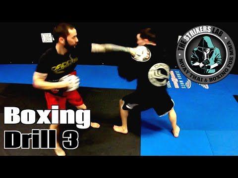 Boxing Drill 3 Slip Inside Pivot Youtube Boxing Drills Boxer Workout Boxing Techniques