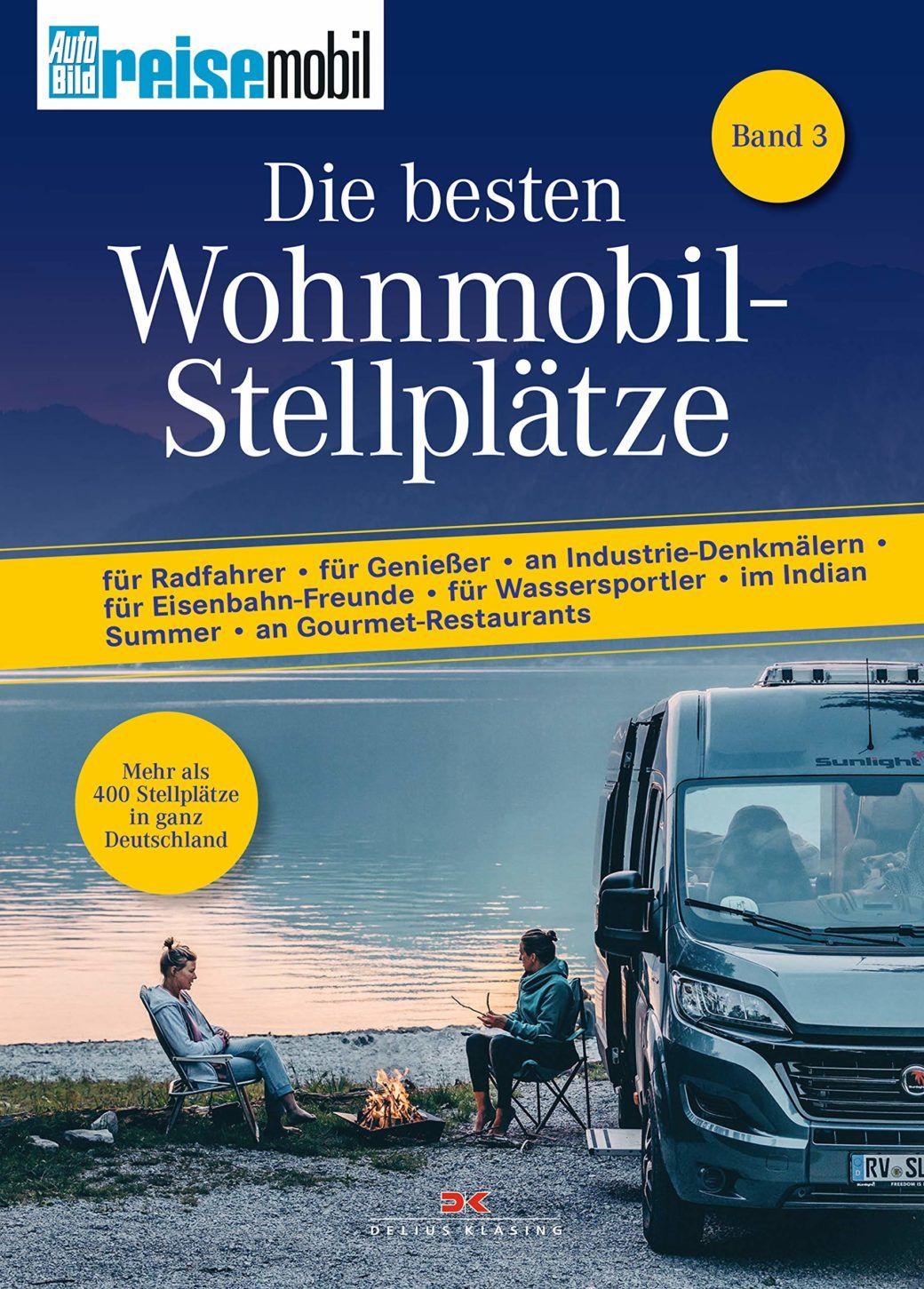 Die besten Wohnmobil-Stellplätze 10 von Jens Lehmann. Schöner