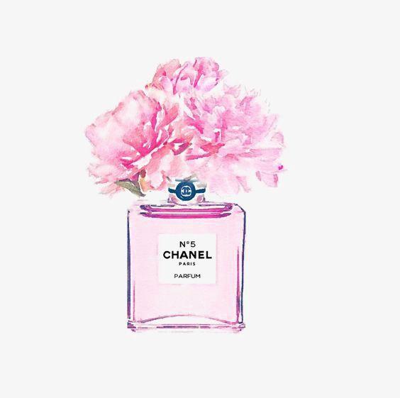 Perfume Perfume Art Chanel Art Perfume Bottles
