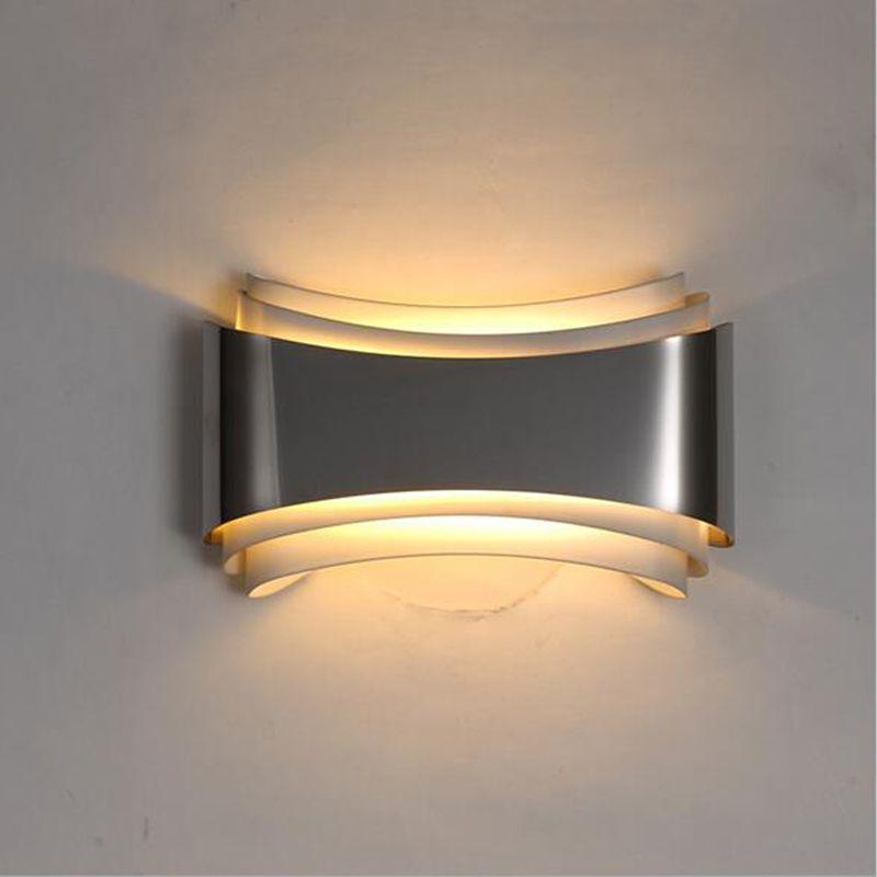 Goedkope Moderne led wandlampen voor slaapkamer