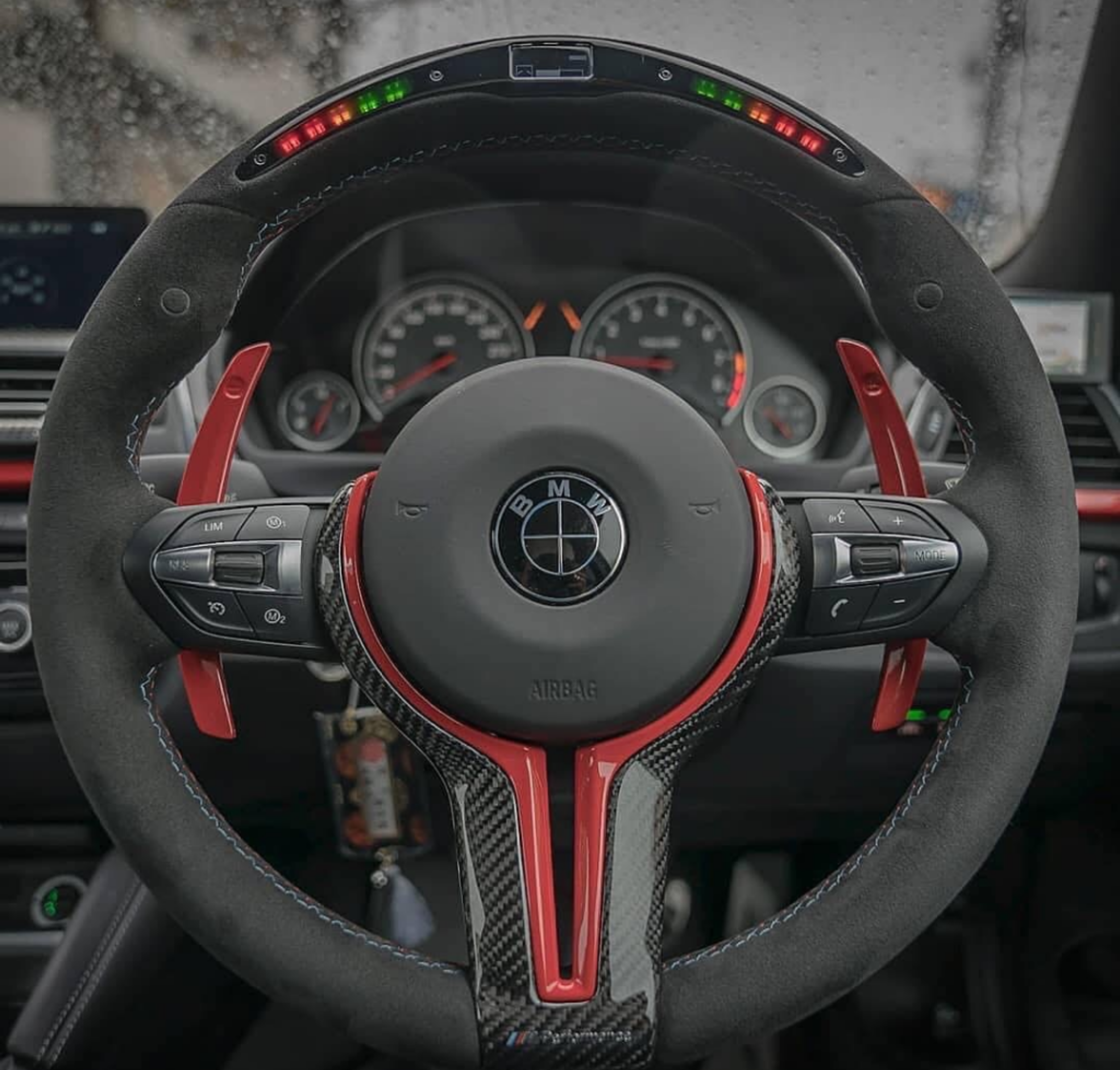 2018 Bmw M4 Performance Steering Wheel (With Images)
