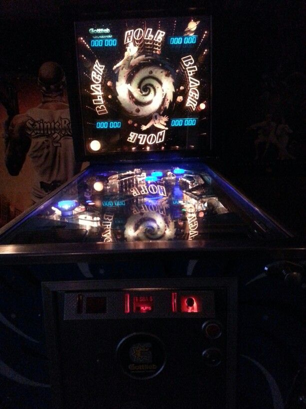 one of the best looking pinball machines