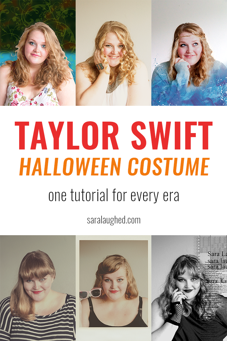taylor swift halloween costume: 6 eras of taylor swift | halloween