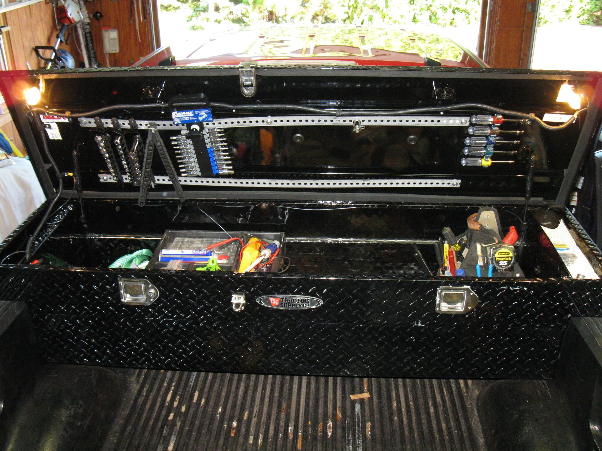 toolbox organizer ideas anybody ford f150 forum community of ford truck fans marks. Black Bedroom Furniture Sets. Home Design Ideas