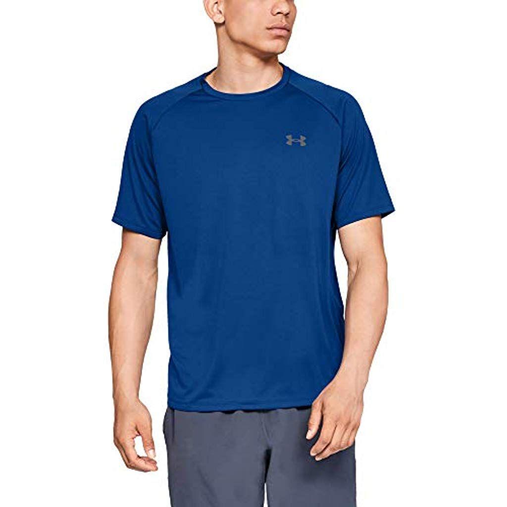 Under Armour Mens Tech 2.0 Shortsleeve Tee Short Sleeve Short-Sleeve Shirt #Fitness #Yoga #Clothing...