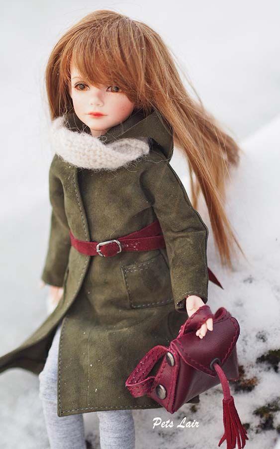 #khaki #cloak #Hooded Dolls #Clother for #KID #одежда  #куклам #outfit #BJD #пальто  #abjd #balljointeddoll #bjdoutfit #dollphotogallery #doll #photography #iplehouse #рaige #dolls #bjd #пальто #для #кукол #petslair #iplehouse #БЖД  #Ball #Jointed #Dolls #outfit #35cm