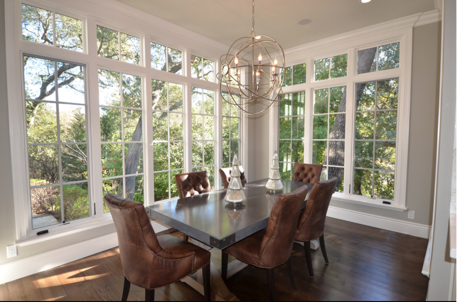 Great Light In This Dining Room Could, Dining Room Windows
