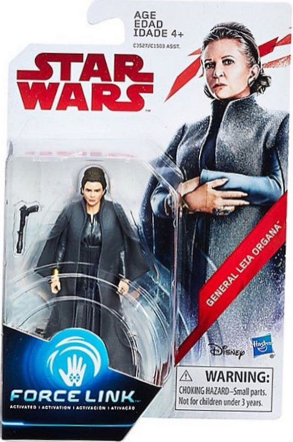 STAR WARS SOLO Force Link 2.0 Wave 3 Princesse Leia Organa nouveau