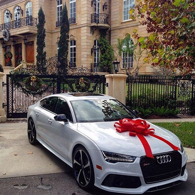 Rs For Luxury Cars: Audi RS7 Cc: @avantstyle Photo By @audiofsarasota
