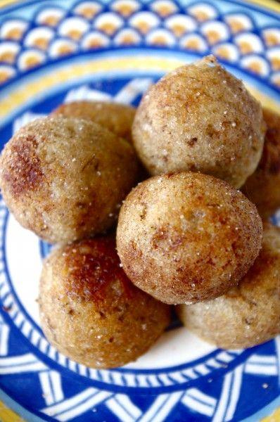 {Cinco De Mayo} Healthy Baked Churro Mini Donuts (Gluten Free!)