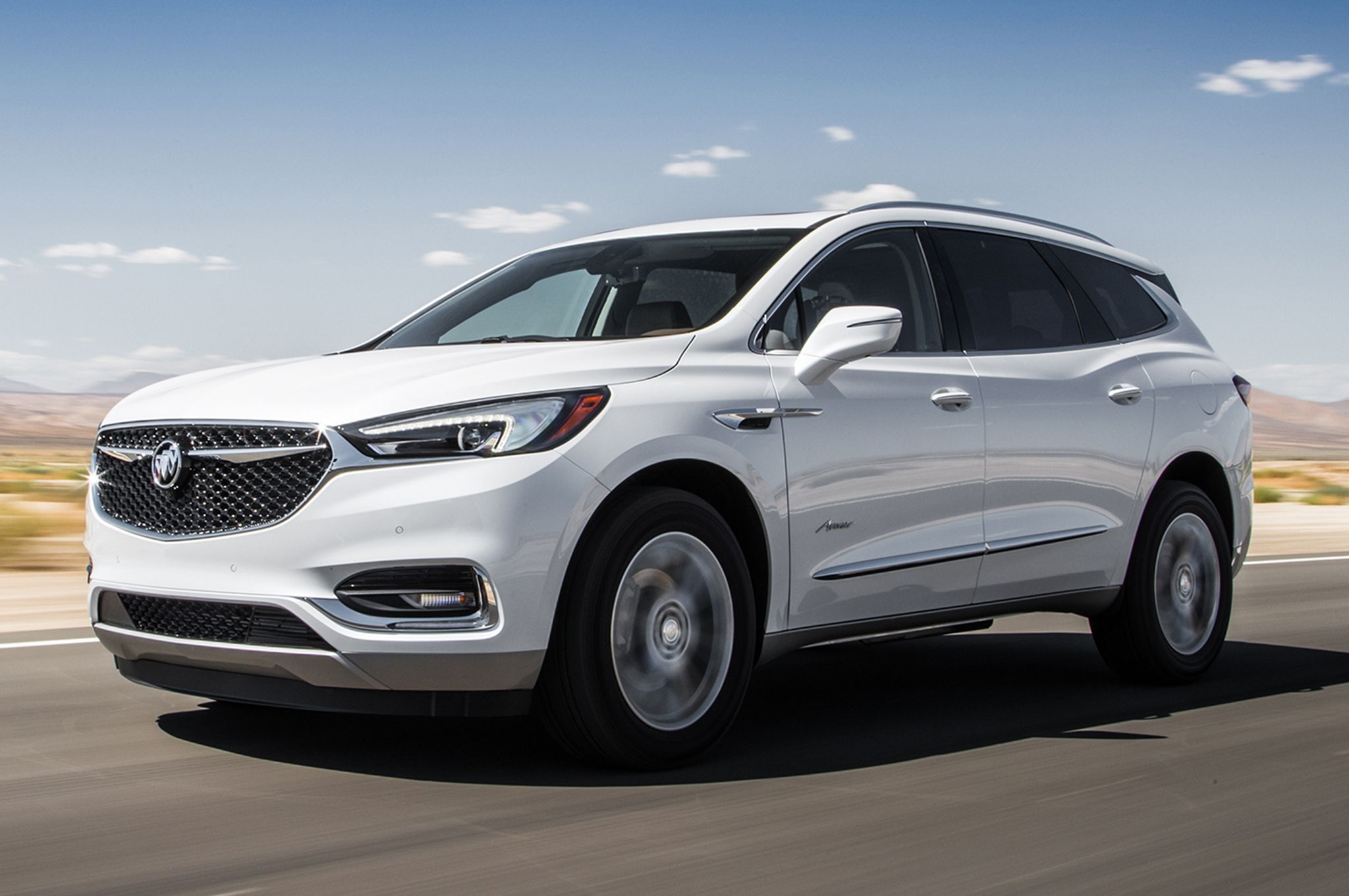 2018 Buick Enclave Avenir First Test Luxury All Around Buick Buick Avenir Buick Enclave