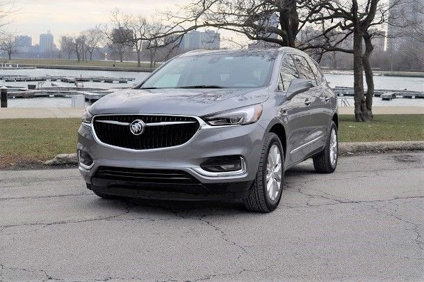2018 buick enclave premium awd review a roadmaster for the 21st