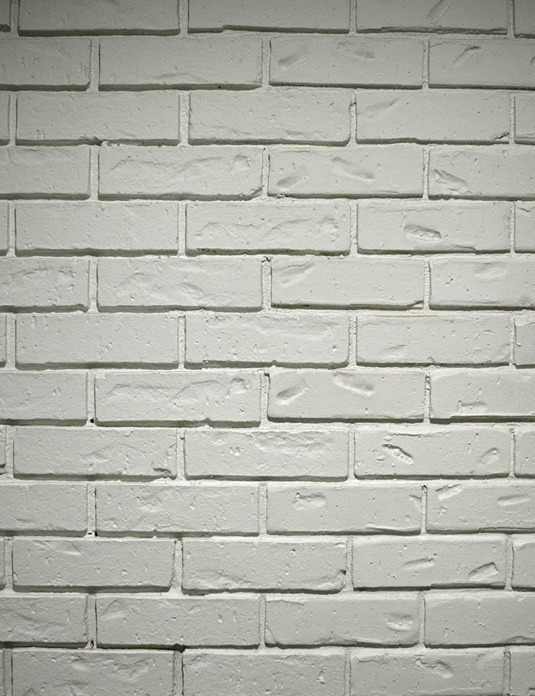 White Stucco Brick Wall Texture Backdrop For Photo Studio