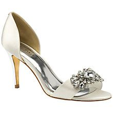 76c21bc02 Buy Ted Baker Tie the Knot Phinium Embellished High Sandals Online at  johnlewis.com