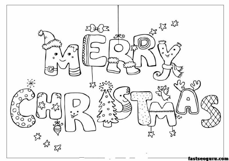 Download And Print Free Christmas Colouring Pages Christmas Coloring Cards Free Christmas Coloring Pages Christmas Coloring Sheets