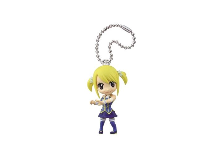 Lucy Keychain (Swing Mini Figure) | Fairy Tail | OtakuStore.gr