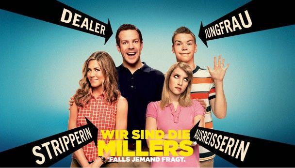 Wir Sind Die Millers Kinox