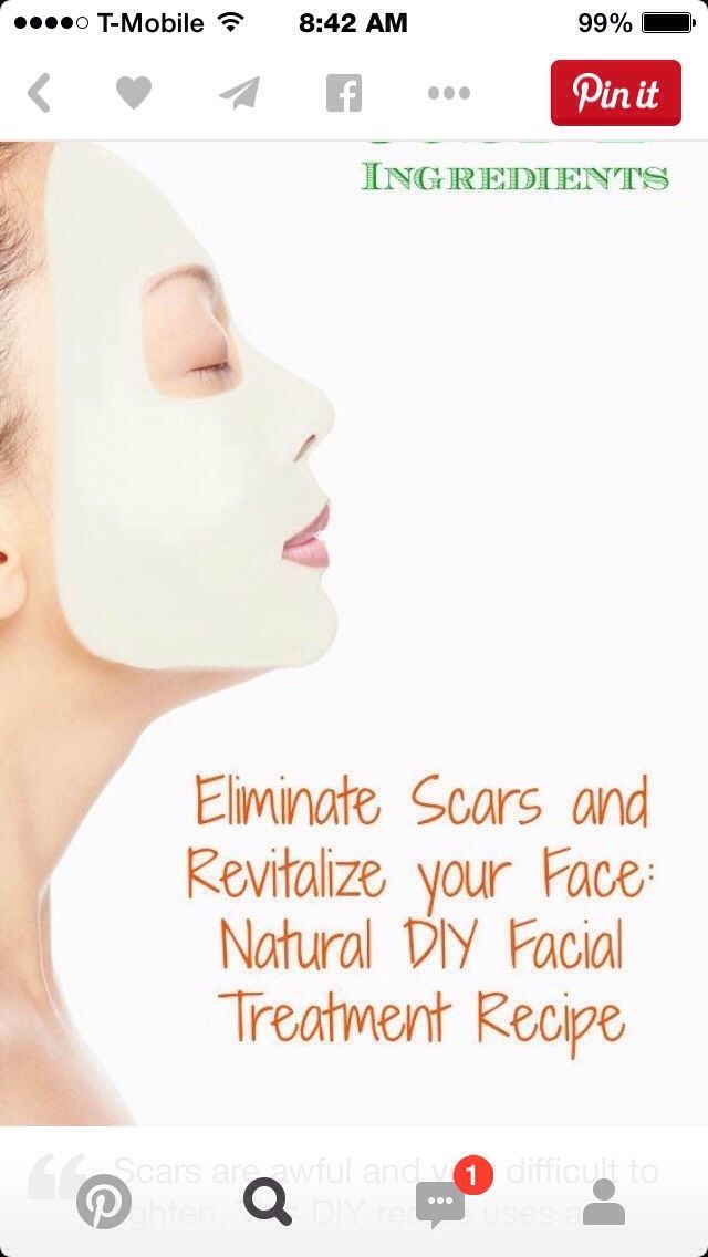 Eliminate those scars and revitalize your face with this natural eliminate those scars and revitalize your face with this natural diy facial treatment recipe solutioingenieria Images