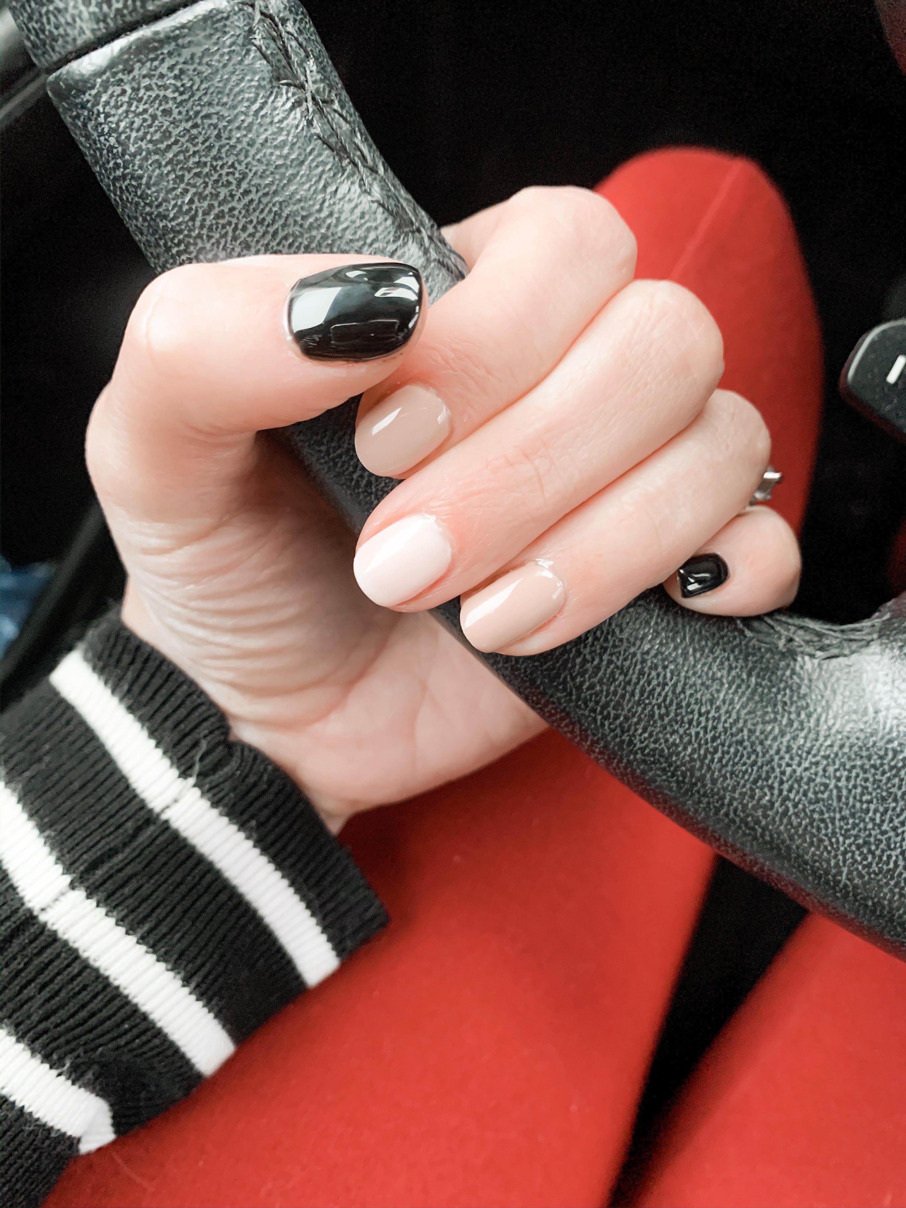 Fall Nails Winter Nails Nail Inspo Mani Inspo Nail Ideas Neutral