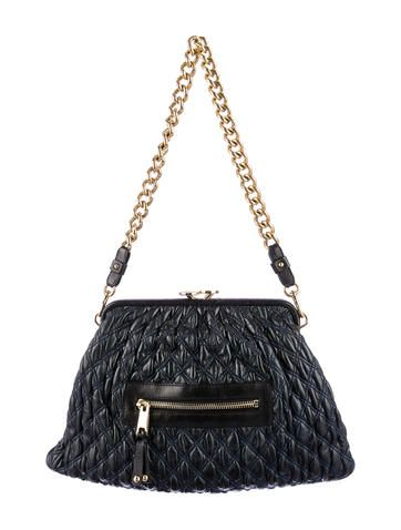 c8973dea37b Marc Jacobs Stam Bag. Marc Jacobs Stam Bag Quilted Leather ...